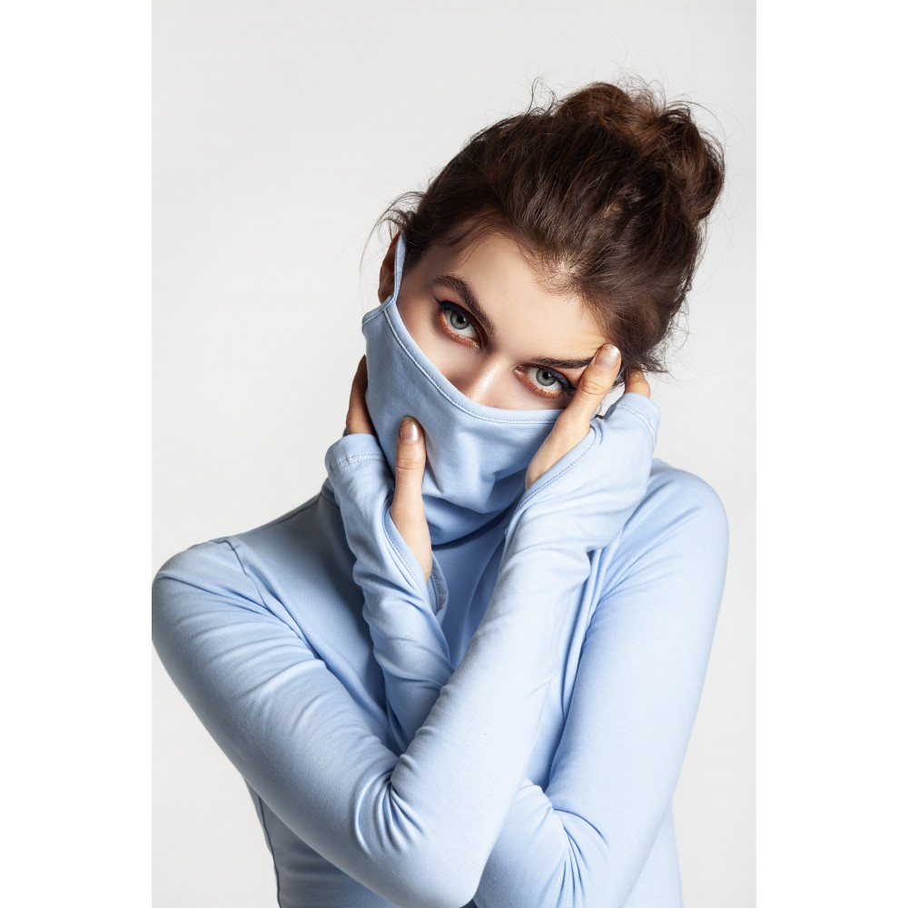 Боди-маска DARI CO x Jerry Heil (голубое)