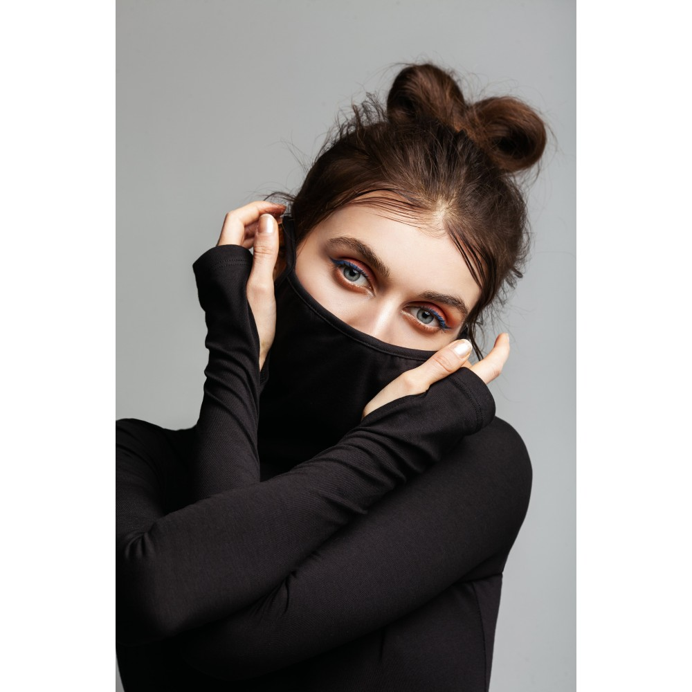Боди-маска DARI CO x Jerry Heil (черное)