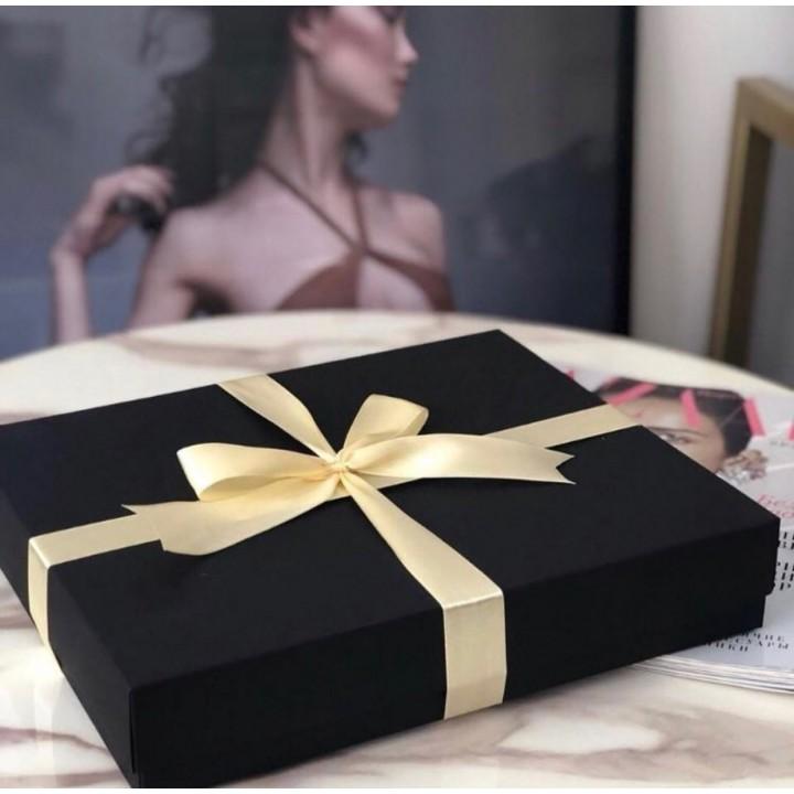Коробка подарочная Black