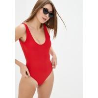 Купальник слитный Lifeguard Красный